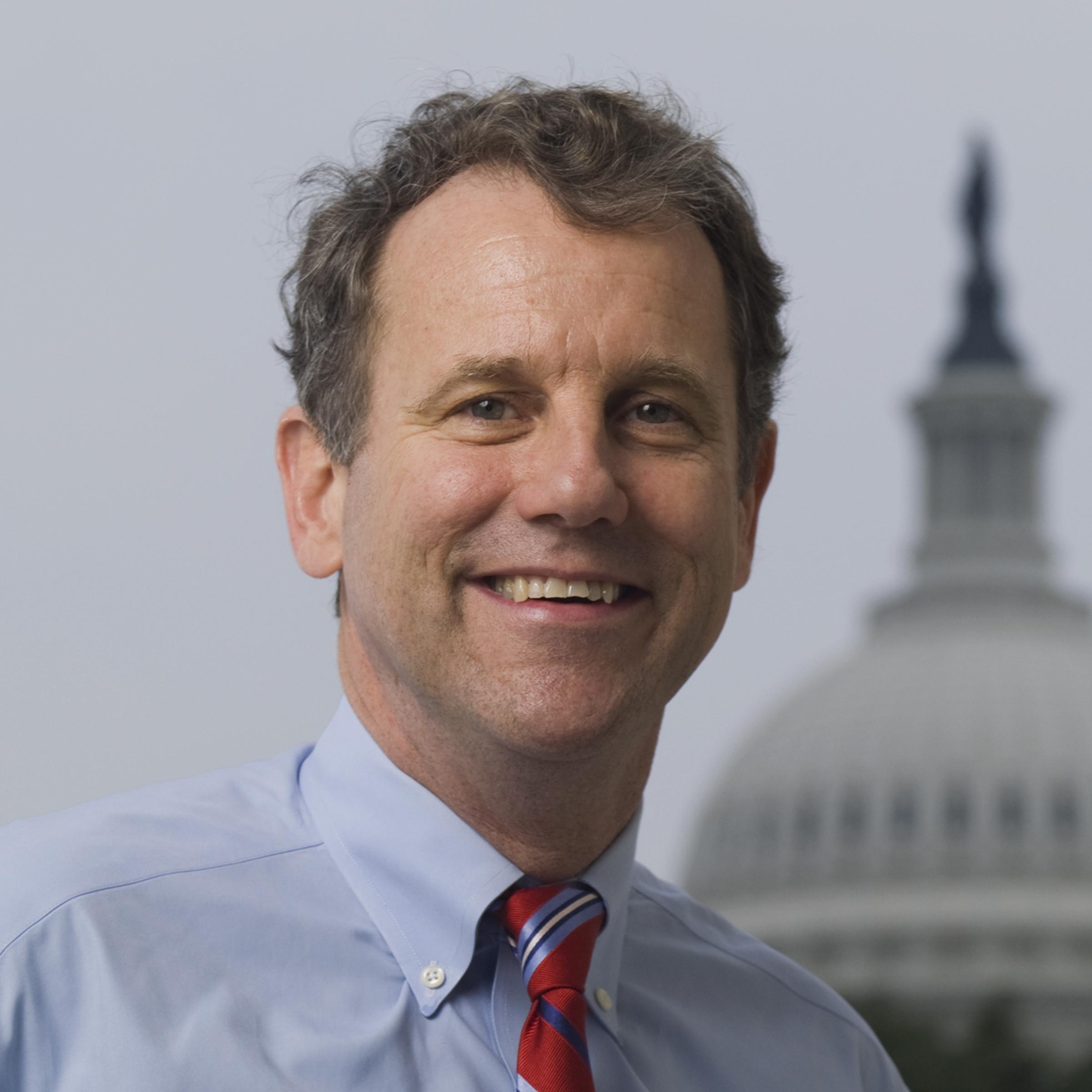 U.S. Senator Sherrod Brown of Ohio